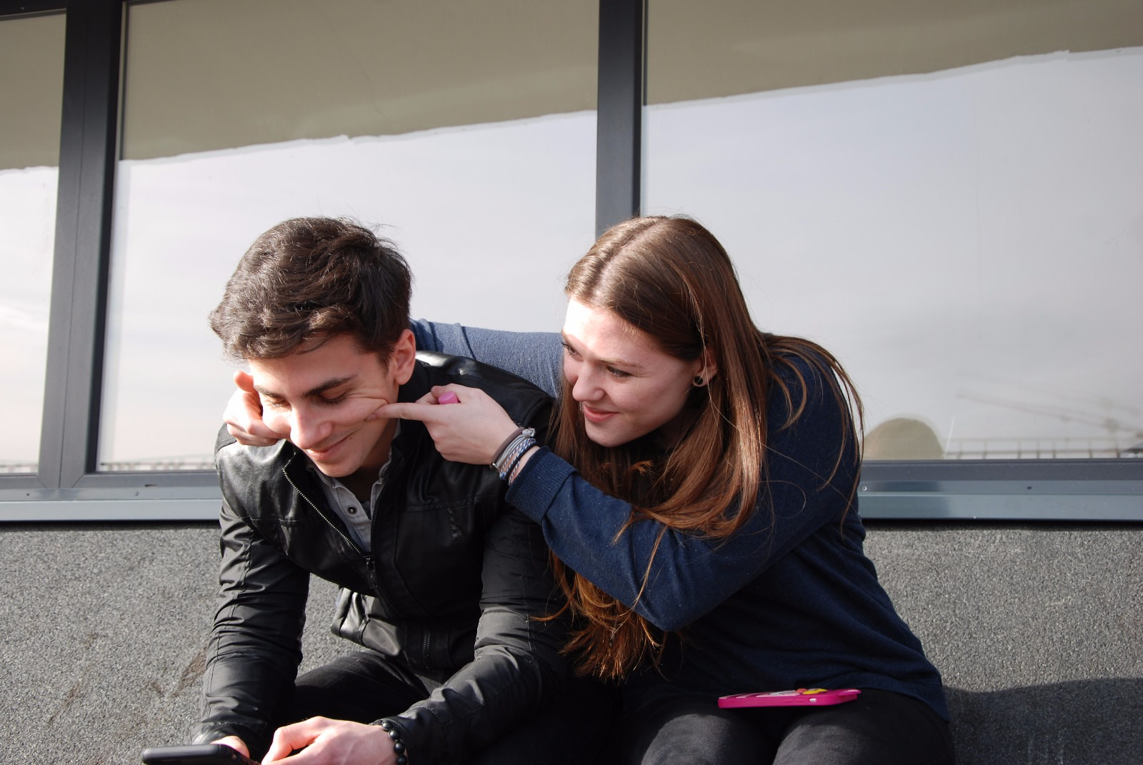 Clara et Matthaios